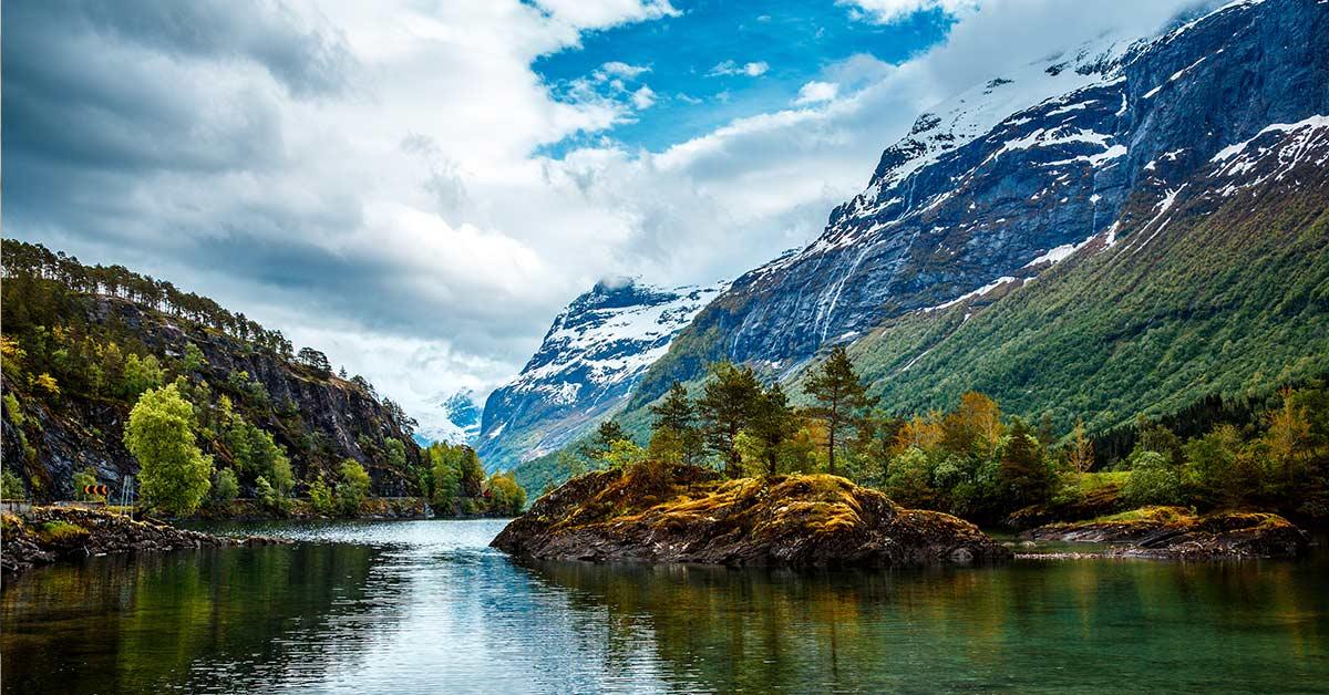 norwegian fiords