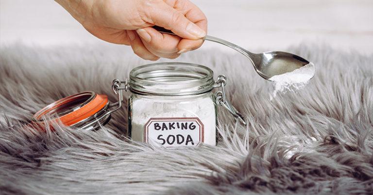 baking soda jar