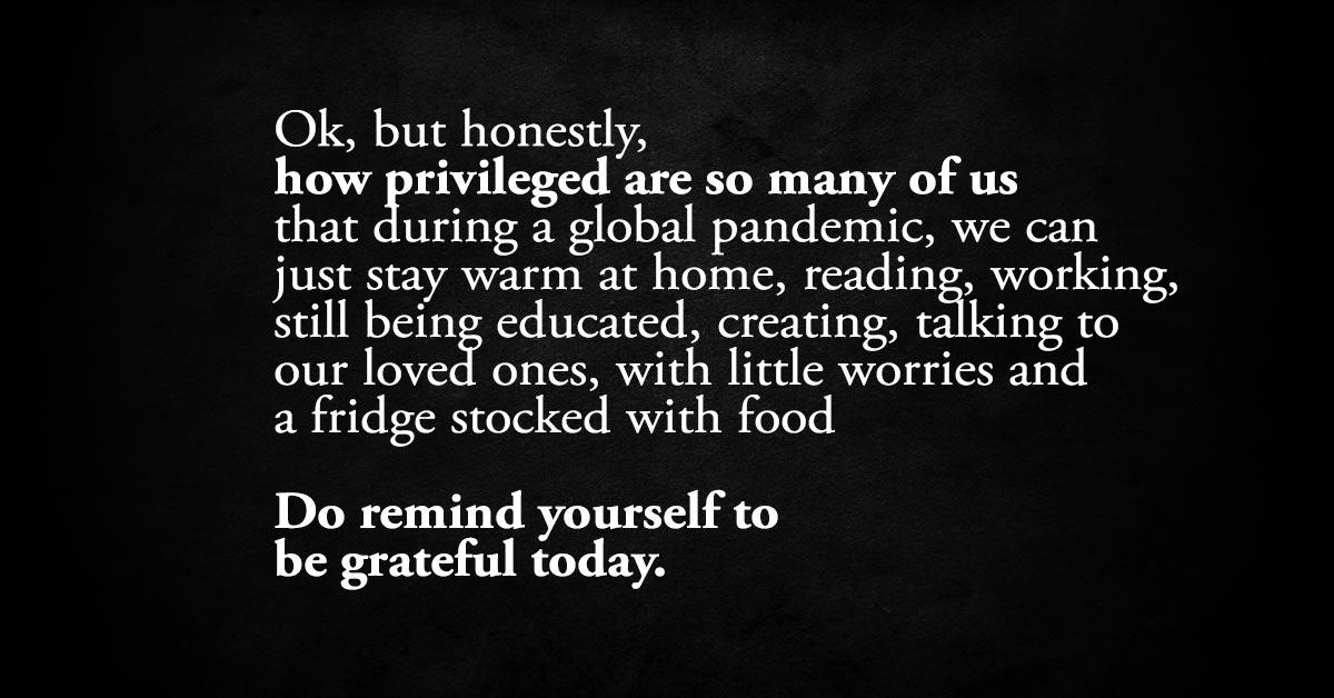 be grateful quote