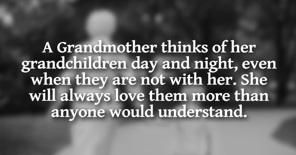 grandmas quote