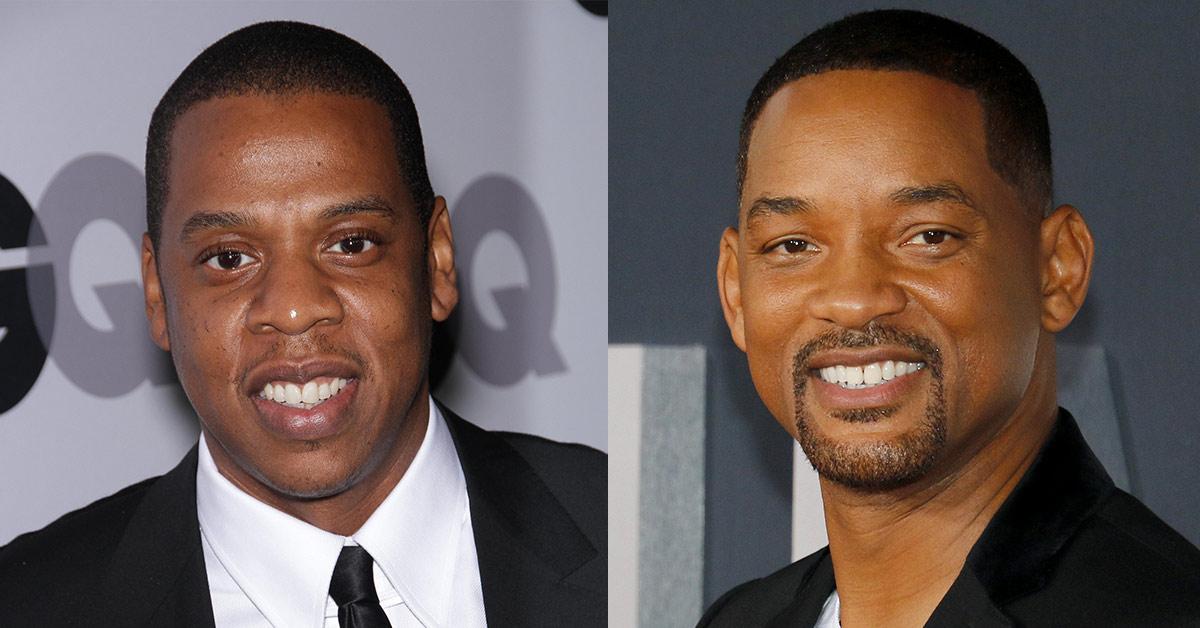 Jay Z and will smith