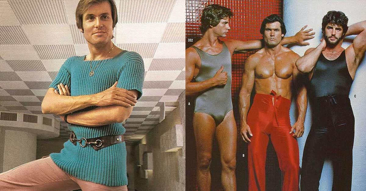 mens 70s fashion